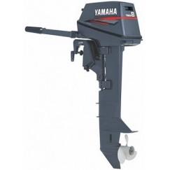 Подвесной 2-х тактный бензиновый лодочный мотор YAMAHA 8CMHS